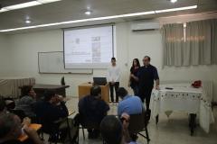 5. Incontro con studenti e professori della Bethlehem University