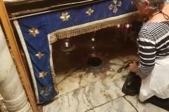 9. La grotta di Betlemme