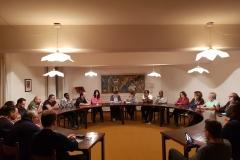 """12.Incontro di gruppo """"La forza della fede. L'esperienza di Dio come terreno di incontro per una cultura della pace"""" a cura della prof.ssa Giuseppina De Simone"""