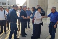 14. Incontro con i professori della Hebrew University of Jerusalem