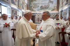 Padre Luigi  Buccarello eletto Generale dei Padri Trinitari