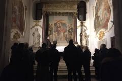 Itinerario arabo-normanno. Visita alla rettoria S. Maria della Catena con la guida del rettore, prof. Carmelo Torcivia.