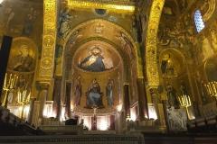 Itinerario arabo-normanno. Visita alla Cappella Palatina. Incontro tra culture e religioni tra utopie e realtà: il racconto dell'arte.