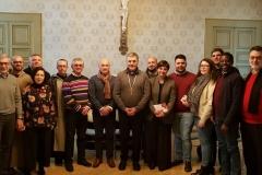 """Incontro con l'arcivescovo di Palermo, Mons. Corrado Lorefice sul tema: """"Una chiesa locale per la cultura dell'incontro"""""""