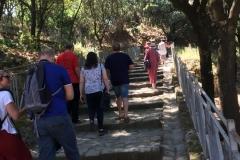 L'approdo del Vangelo. Visita a Cuma. Antro della Sibilla, Tempio di Apollo, Tempio di Giove tra paganesimo e l'arrivo del cristianesimo.